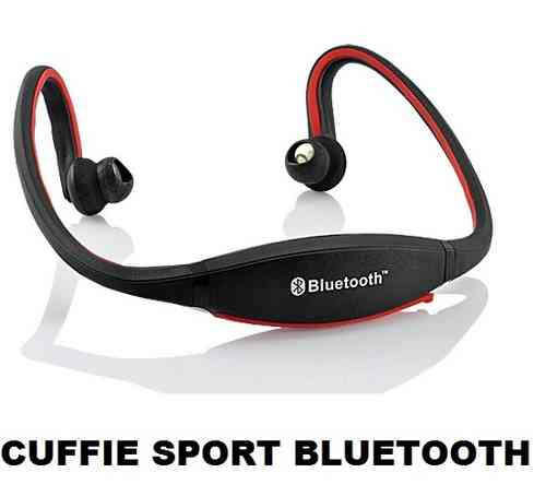 CUFFIE AURICOLARI MP3 BLUETOOTH IDEALE PER SPORT, JOGGING E MOLTO ALTRO COMPATIBILE CON ANDROID