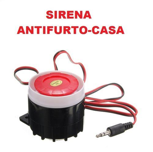 SISTEMA DI ALLARME CASA UFFICIO GARAGE ANTIFURTO WIRELESS SENZA FILI COMBINATORE TELEFONICO SIRENA
