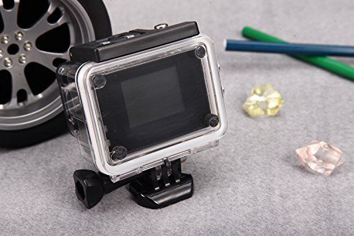 SPORT ACTION CAMERA 1080P FULL HD DV 12 MEGA PIXELS CAM VIDEOCAMERA 30M WATERPROOF SUBAQUEA GO